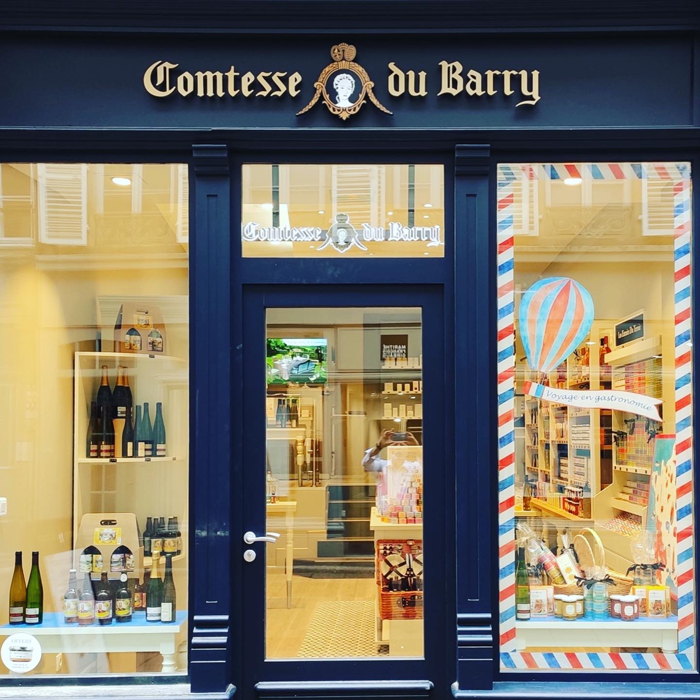 Boutique Veando Comtesse du Barry